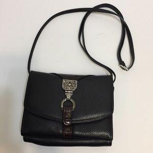 Brighton Vintage Crossbody Wallet Purse